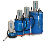 Chip vac system to suit 114 litre (30 gallon) drum