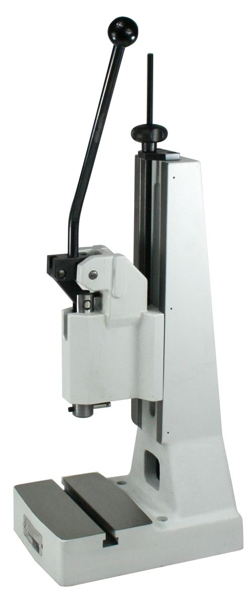 HKP750 Toggle Press 40mm Stroke 7.5kN Capacity With T Slot