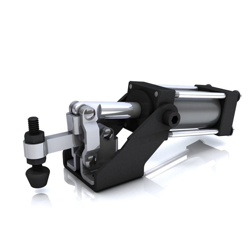 Pneumatically Operated Vertical Toggle Clamp Size 95kg