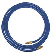 "Compressed Air Hose 1/4"" NPT Male x 6.2m Long"