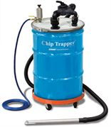 Exair Chip Trapper System Supplied With 416 Litre Drum