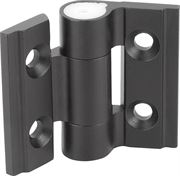 Hinges In Aluminium With Adjustable Friction K1195