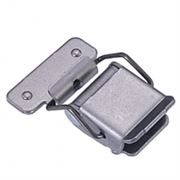 CT 2510 Steel Light Duty Toggle Latch with Natural Finish L=37mm