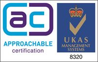 Approachable_UKAS Logo