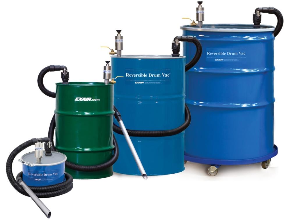 Reversible Drum Vac Pump - Good Hand UK