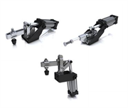 Pneumatic Clamps