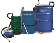 Reversible drum vac system to suit 416 litre (110gal) drum