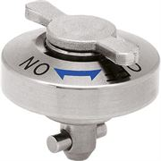 Quarter Turn Clamp Locks Flat K1061
