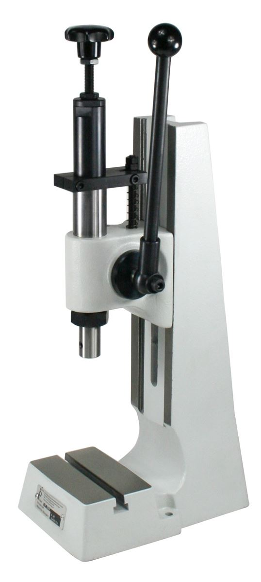HP250FE 5.5kN Manual Impact Percussion Press with T Slot
